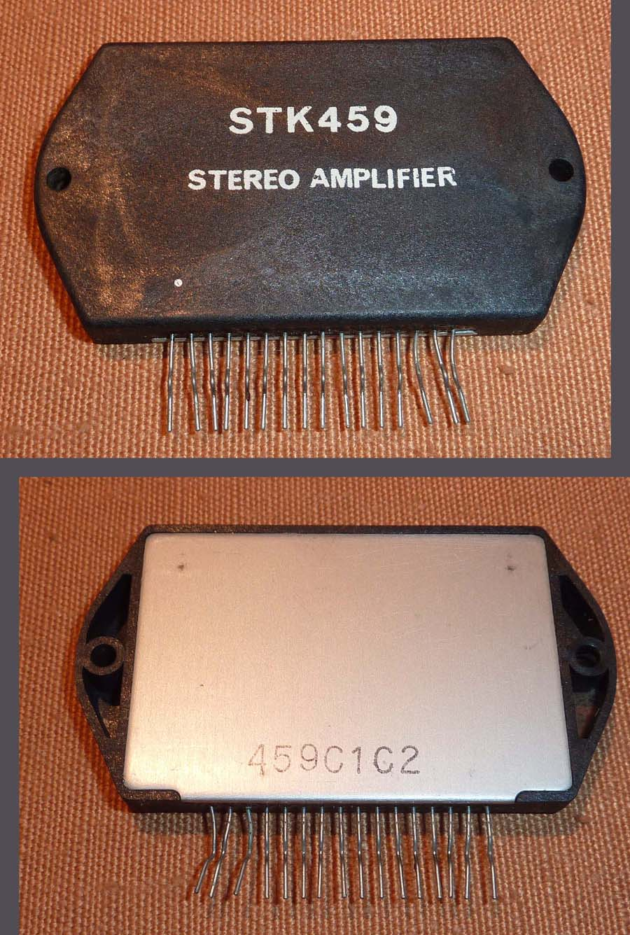 Stk459 Stereo Amplifier Circuit Diagram Other Audio Using
